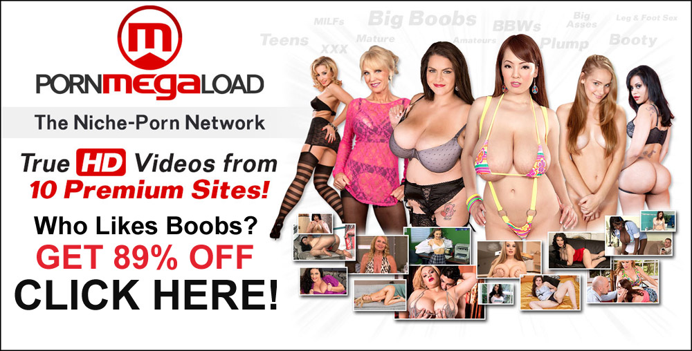 Get this 89% Off discount to Porn Megaload!